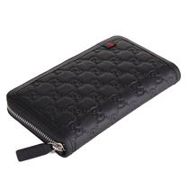 香港正品代购古奇男包 中长款真皮钱包手包 古奇男士手拿包 专柜 价格:1360.00