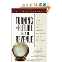 [E]Turning the Future Into Revenue: What Business and Indivi 价格:91.30
