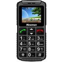 纽曼 L60老人手机 大字体大话筒FM收音机外放SOS 老年人手机正品 价格:99.00