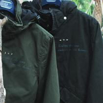 经典M65 棉衣 T家难得款式 男款可脱卸帽 长袖加厚棉衣 棉袄外套 价格:138.00