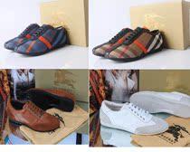 2013秋季日常休闲低帮鞋 巴宝莉新款板鞋英伦韩版真皮男鞋子包邮 价格:320.00