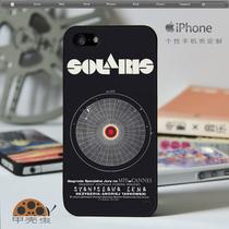 索拉里斯Solaris/iphone4/4s/5苹果外壳保护套手机壳/个性定制 价格:58.00