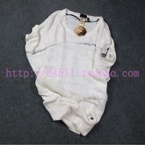 ONLY针织衫 正品代购 2013秋季新款奢华气质蝙蝠型 短袖 价格:149.00