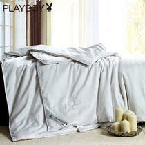 花花公子家纺 加厚被芯 蚕丝被 秋冬被子床上用品冬被子特价包邮 价格:780.00