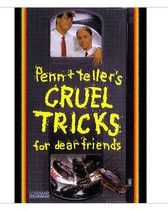 幽默二人组 Cruel Tricks for Dear Friends by Penn&Teller 价格:2.00