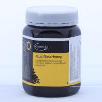 新西兰Comvita康维他百花蜂蜜1kg 滋阴润肺美容养颜现货 两个包邮 价格:115.00