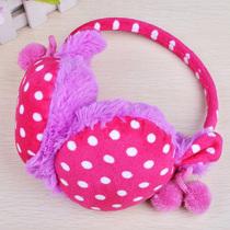 新款保暖耳套 耳罩 草莓耳罩耳套精致保暖耳套 价格:18.80