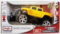 正品MAISTO 马莎图 HUMMER 悍马 H3T 吉普越野车无线遥控车 1:16 价格:400.00
