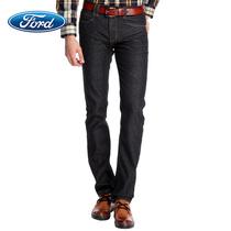 Ford福特天猫正品2013中秋新款福特福克斯简约休闲系列百搭牛仔裤 价格:179.00