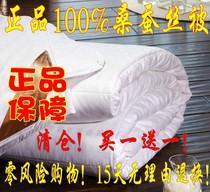 正品罗莱100%蚕丝被 蚕丝冬被 春秋被 夏被 子母被 被芯 被子特价 价格:148.00