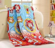 紫云轩夏凉被特价 夏被 空调被 被芯单双人 纤维棉被子床上用品 价格:20.00