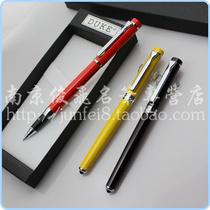 正品-德国公爵P3红黑黄 三色 学生办公专用金属签字笔宝珠笔水笔 价格:22.00