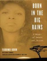 正品 Born in the Big Rains: A Memoir of Somalia and 价格:238.00