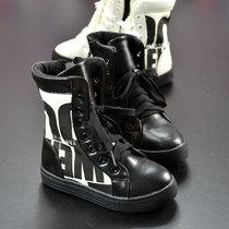 男童靴子 2013新款 潮 儿童马丁靴男童 男童靴子 春秋款 男孩靴子 价格:139.00