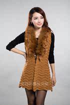 秋冬新款13女式士装针织羊毛衣开衫 韩国百搭长款短袖外套披肩纯 价格:135.00