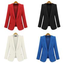 2013新款春秋装小西装女修身时尚欧美小西装外套女大码装韩版特价 价格:98.00