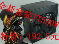 全新盒装 TT530W额定500W电源电脑台式机秒600W700W650W过80PLUS 价格:192.50