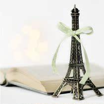 zakka杂货巴黎埃菲尔铁塔 家居装饰品摆件 拍照摄影道具 金属模型 价格:0.35