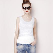 韩版新款蕾丝小吊带背心 女装打底衫弹力雪纺背心夏季显瘦女士 价格:39.00