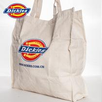 Dickies 男女经典手提单肩帆布包时尚logo包环保购物袋123U90WD03 价格:39.00