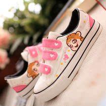 夏季新款 帆布鞋手绘鞋 悠嘻猴彩绘鞋 低帮布鞋 女鞋 单鞋 MT08 价格:58.50