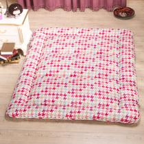 桑贡世家可折叠加厚榻榻米床垫单人学生宿舍用床褥子双人垫被地铺 价格:196.80