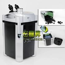 创星DF-700/1300鱼缸水族箱气压式缸外过滤器过滤桶含滤材 价格:219.00