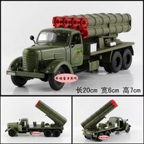 4款包邮 解放军用卡车 导弹车 火箭炮 合金汽车模 军车儿童玩具 价格:35.00