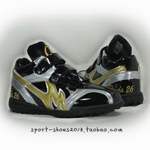 成美棒球鞋定制橡�z底��鞋教�鞋碎�鞋 鞋面自�x配色�制刺�C 价格:280.00