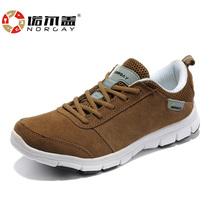 诺尔盖秋季板鞋男鞋 韩版男士运动休闲鞋 时尚英伦潮鞋跑步鞋子 价格:139.00