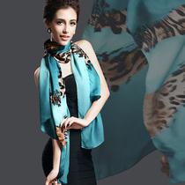 纯色真丝100%桑蚕丝巾缎正品围巾披肩两用女士长款韩国春秋冬新款 价格:99.00