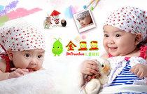 【武汉】【汉江区】99元金豆豆儿童摄影宝宝写真 送全家福亲子照 价格:99.00