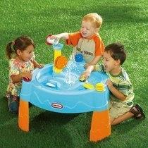 正品美国小泰克little tikes607059 岛屿探险戏水桌 冒险岛沙水桌 价格:600.00