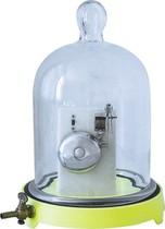 抽气盘附真空罩配蜂鸣器物理实验器材声传播实验仪器教学仪器 价格:128.00