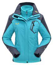 正品Jack wolfskin/狼爪户外冲锋衣女款两件套三合一登山服包邮 价格:258.00