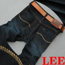 13海澜秋季冬款之家牛仔裤男杰克专柜琼斯正品lee男士牛仔裤包邮 价格:88.00