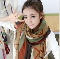 2013 新款围巾 韩国秋冬女士保暖围巾 巴厘纱 披肩 冬季围巾 价格:12.50