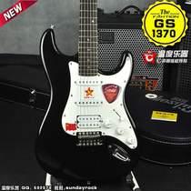 正品 雅特 电吉他 GS1370 黑色 2013年新款 价格:1370.00