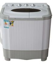 小鸭圣吉奥 XPB50-68 5公斤迷你洗衣机 双筒小洗衣机 带滑轮 价格:338.00
