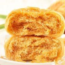 千丝金丝肉松饼10个380g 7.9元选【其它】为苏式月饼5个225g7.9元 价格:7.90