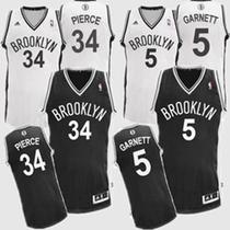 布鲁克林篮网队皮尔斯加内特球衣球裤 凯尔特人朗多篮球服nba球衣 价格:70.00