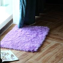 奥贝特50x80长毛客厅地毯儿童卧室床边毯 茶几垫 特价全国包邮 价格:16.00