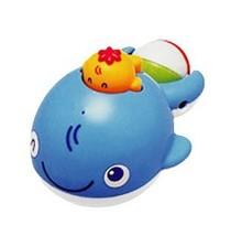 三皇冠 现货 皇室玩具Toyroyal—洗澡玩具 鲸鱼 TR7175 宝宝洗澡 价格:24.00