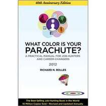 ☆正版☆What Color Is Your Parachute- /RichardN.Bolle☆包邮 价格:76.30