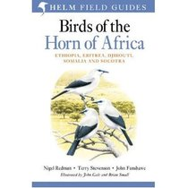 Birds of the Horn of Africa: Ethiopia, Eritrea, Djibouti, So 价格:423.00