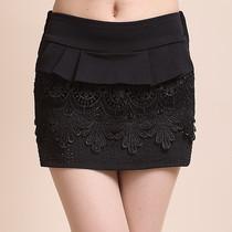 2013新品时尚韩版显瘦大码裙裤夏季女 短裤裙热裤 潮包邮 价格:45.00