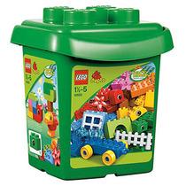 乐高LEGO 得宝Duplo 乐高得宝创意桶 L10555 1.5-5岁专柜正品 价格:221.00