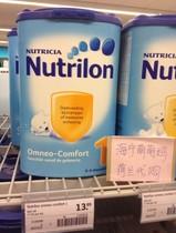 牛栏omneo调节肠胃防便秘防腹泻进口婴儿奶粉1段荷兰本土直邮包邮 价格:260.00