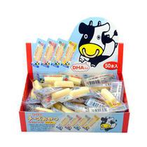 宝宝最爱 日本扇屋鳕鱼奶酪条芝士条 磨牙补钙 幼儿补钙良品 价格:1.43