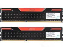 宇瞻 黑豹玩家 8GB DDR3 1600 套装 双通道4Gx2 台式机内存 价格:395.00